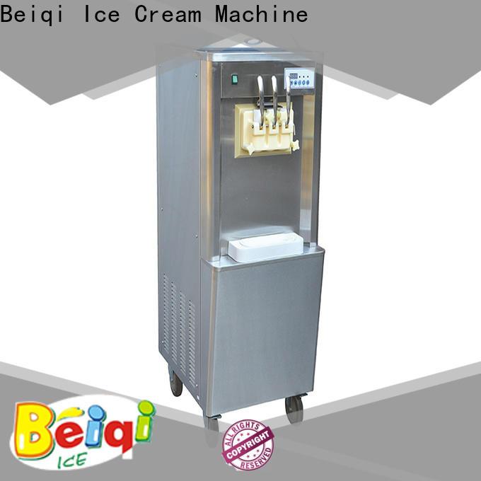 BEIQI solid mesh ice cream machine price customization Snack food factory