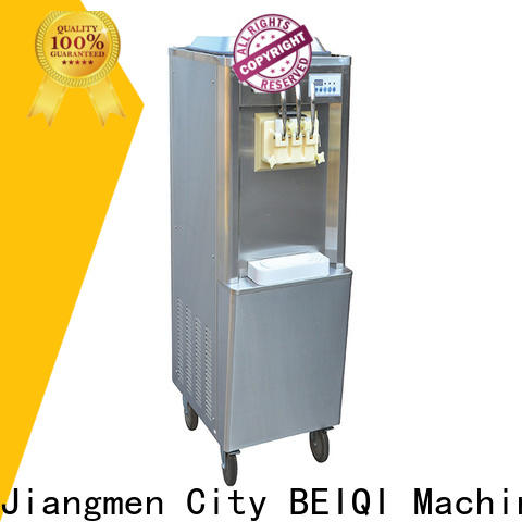 BEIQI different flavors buy soft serve ice cream machine buy now For dinning hall