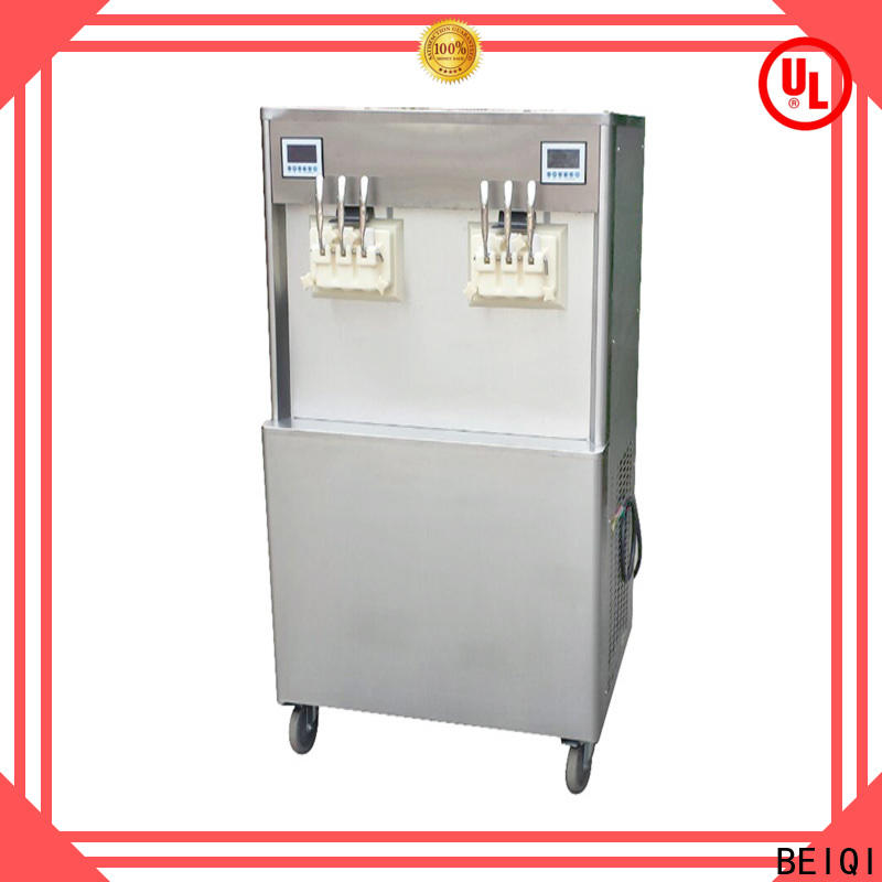 BEIQI solid mesh soft serve ice cream machine for sale for wholesale For dinning hall