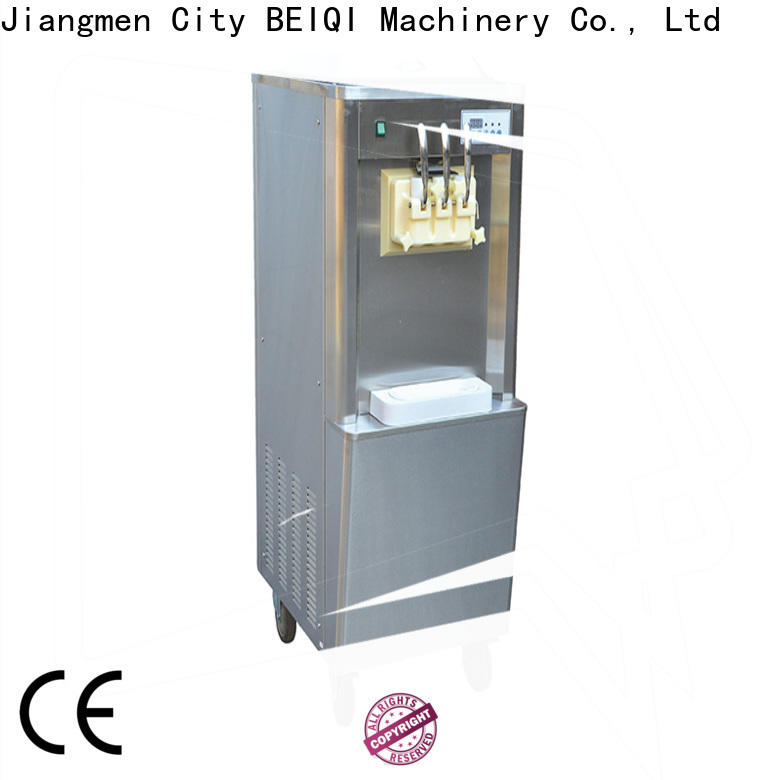 solid mesh ice cream equipment for sale silver free sample For Restaurant