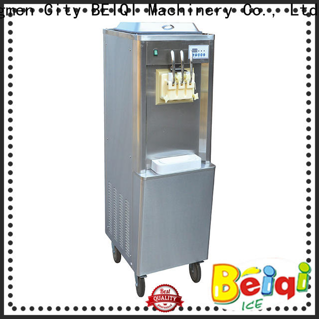 funky soft ice cream machine price commercial use supplier For dinning hall