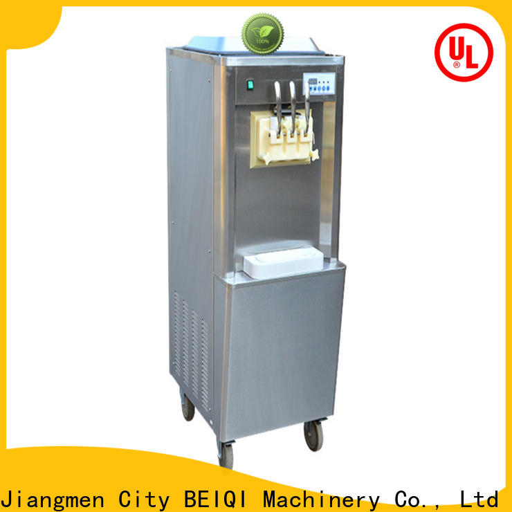 BEIQI commercial use ice cream makers for sale ODM For Restaurant