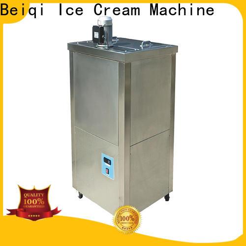 BEIQI different flavors Popsicle Maker for wholesale Frozen food factory
