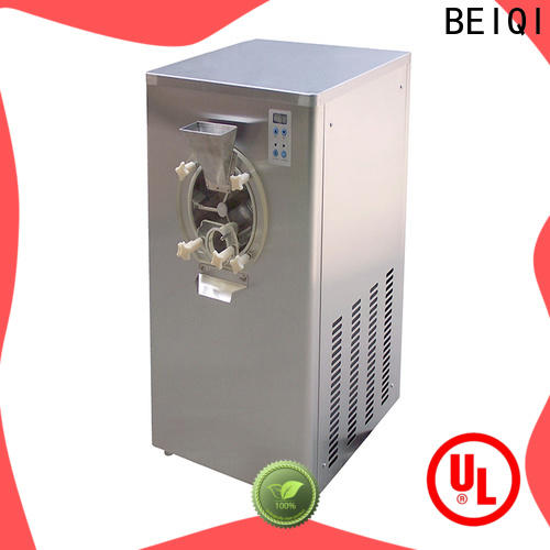 BEIQI Custom Soft Ice Cream Machine for sale cost Frozen food Factory