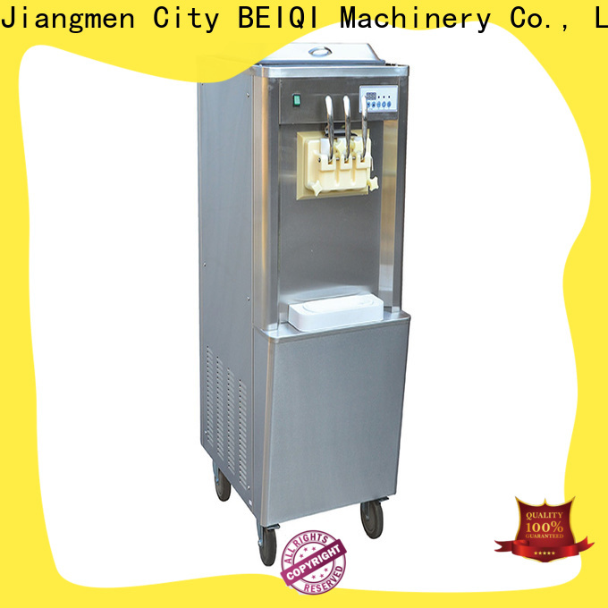 High-quality Soft Ice Cream Machine for sale Snack food factory