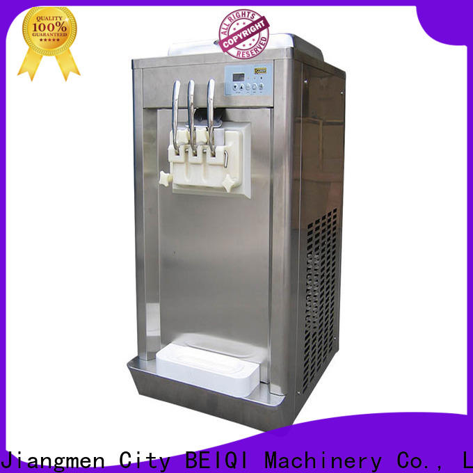 Custom Soft Ice Cream Machine for sale for sale For Restaurant