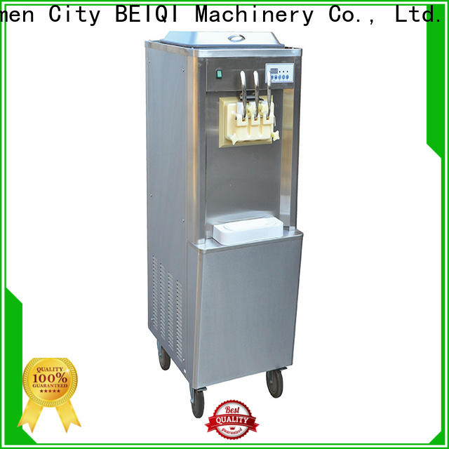 BEIQI Custom ice cream machine new manufacturers for commercial use