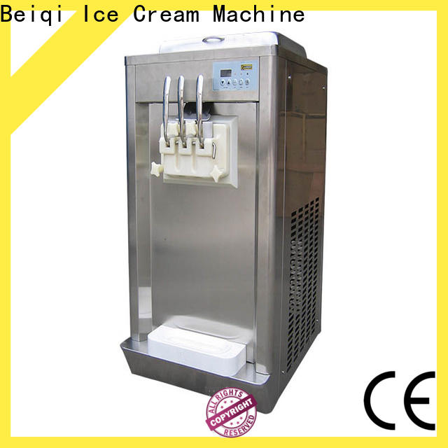 Top soft cone ice cream machine commercial use for sale for store