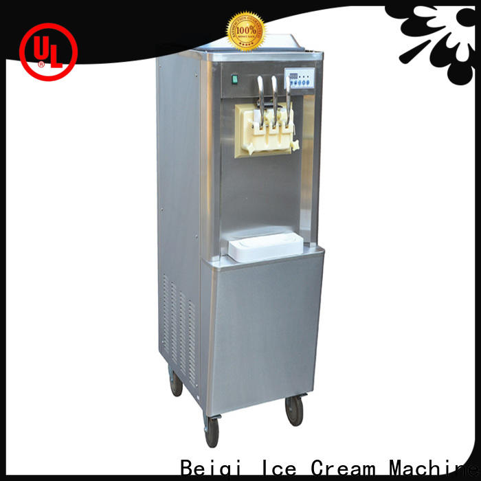 ice cream mix for soft serve machines