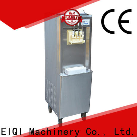 BEIQI New commercial frozen yogurt machine cost suppliers for store