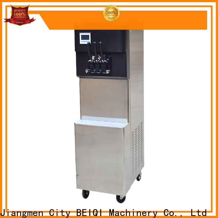 ice cream machine sales