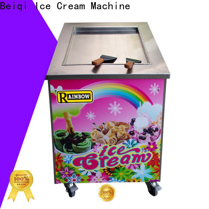BEIQI Top ice cream equipment cost for commercial use