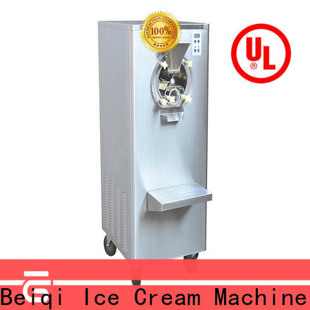 BEIQI Professional commercial batch ice cream maker price for mall