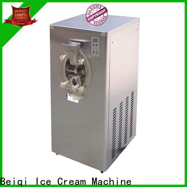 BEIQI Latest commercial ice cream maker machine factory price for commercial use