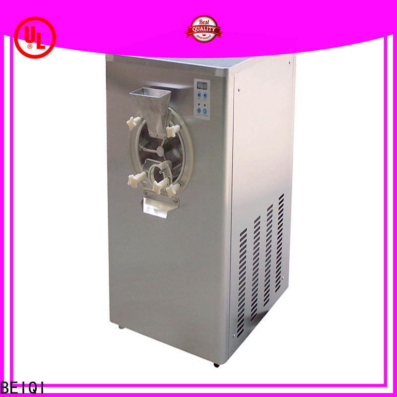BEIQI excellent technology gelato ice cream maker supply for mall