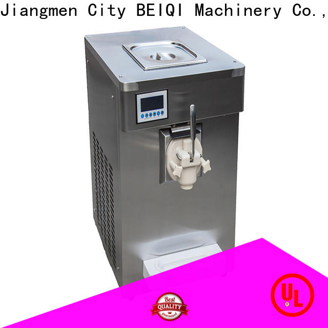 BEIQI Latest ice cream maker machine commercial factory for dinning hall