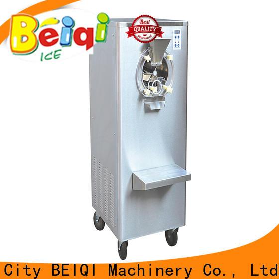 BEIQI AIR hard ice cream machine price supply for mall
