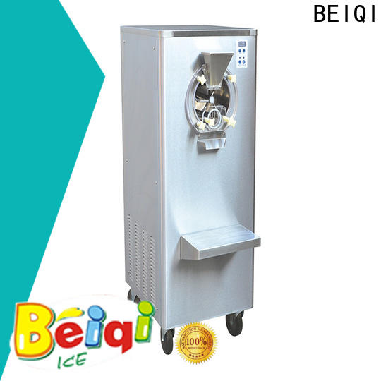 Quality professional ice cream making machine AIR factory price for dinning hall