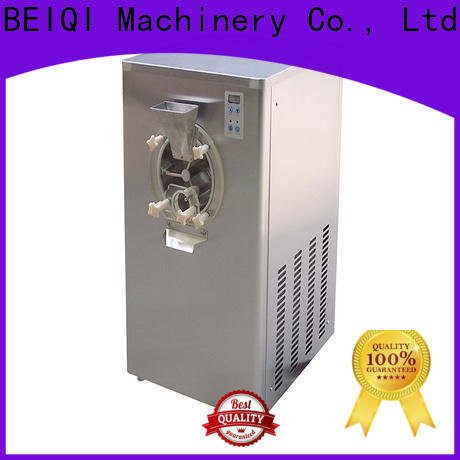 BEIQI excellent technology commercial ice cream maker price supply for dinning hall