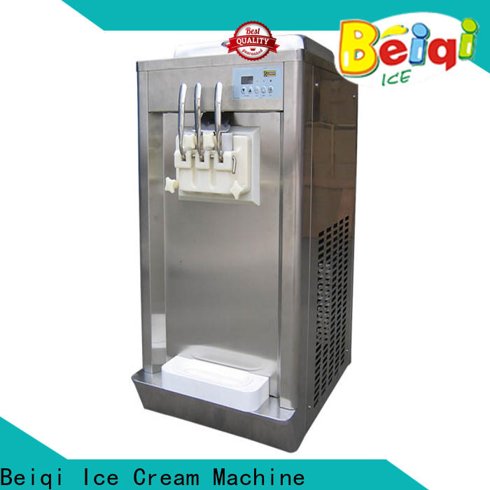 BEIQI Best professional soft serve ice cream machine for sale for hotel