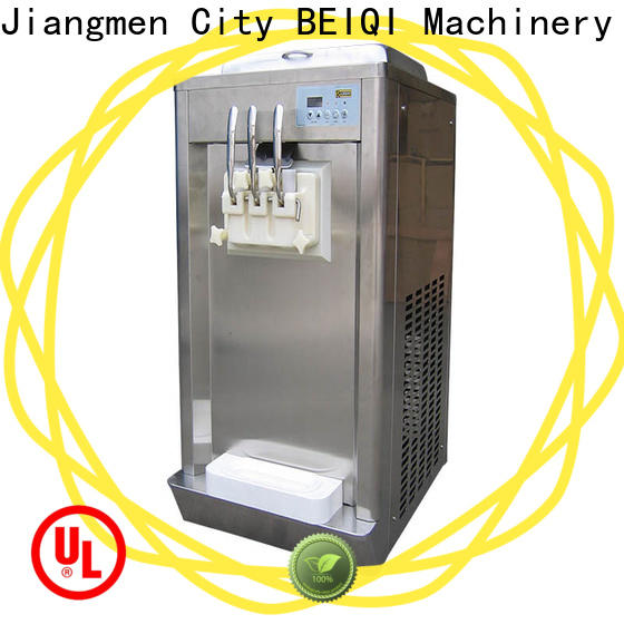 BEIQI Quality cost of soft serve ice cream machine manufacturers for hotel