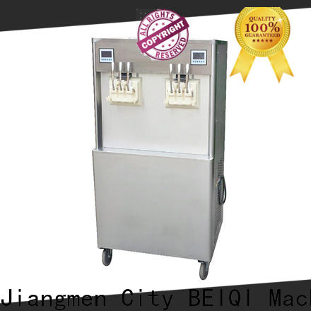 BEIQI Best Soft Ice Cream maker vendor for hotel
