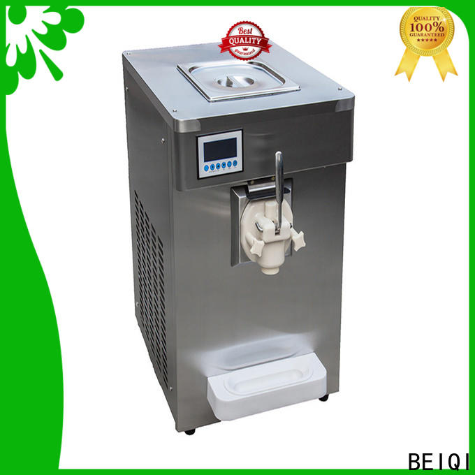ice cream maker machine commercial silver company for dinning hall
