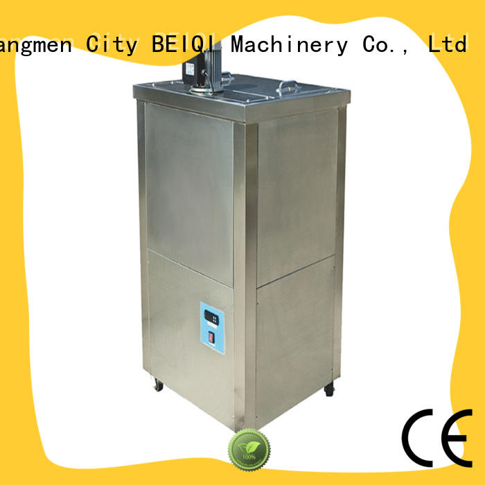 BEIQI different flavors Popsicle Machine bulk production For dinning hall