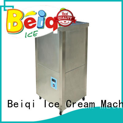 BEIQI different flavors Popsicle making Machine customization For commercial