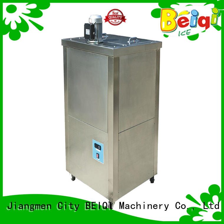 portable popsicle Machine BQP free sample For commercial BEIQI