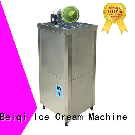 BEIQI Breathable Popsicle making Machine get quote For Restaurant