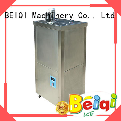 BEIQI portable Popsicle making Machine different flavors Frozen food factory
