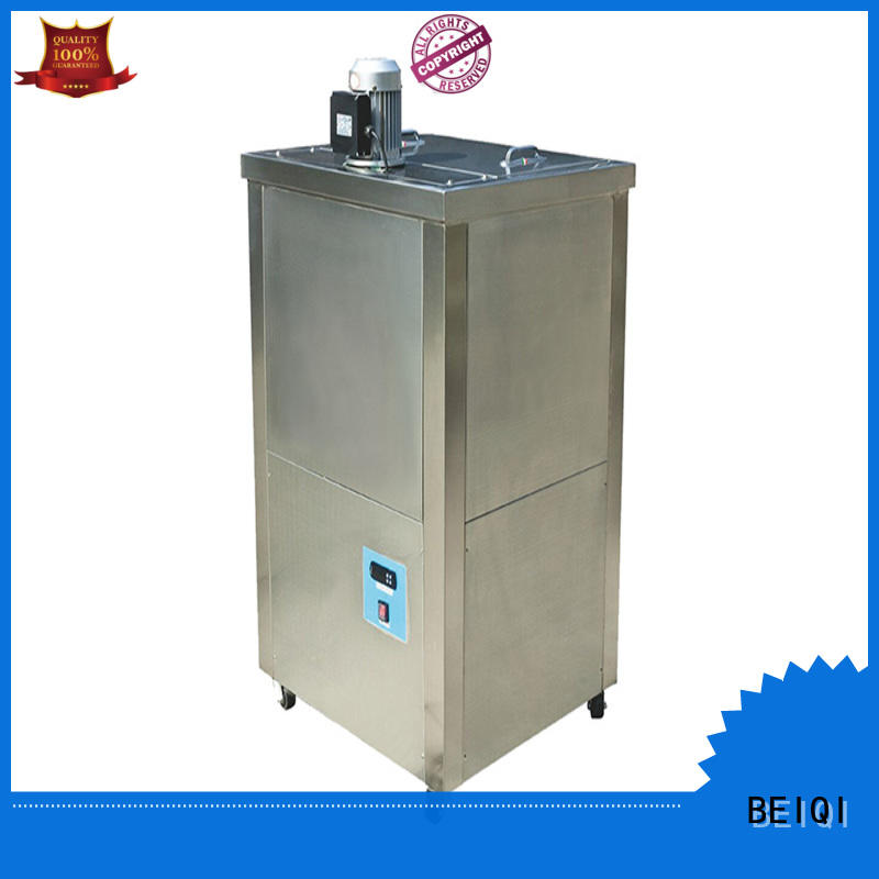 different flavors Popsicle making Machine OEM Frozen food factory BEIQI