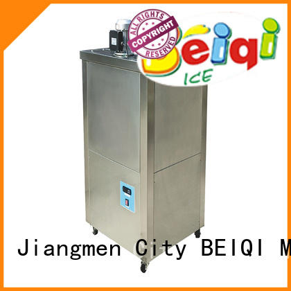 BEIQI different flavors Popsicle making Machine bulk production Frozen food factory