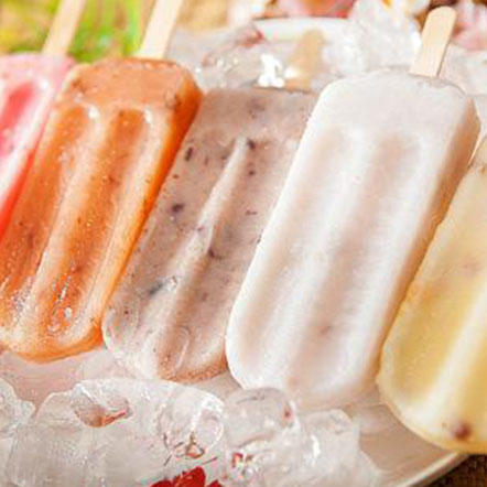different flavors Fast freezing speed ice popsicle machine ice candy making machine for wholesale For commercial BEIQI-3