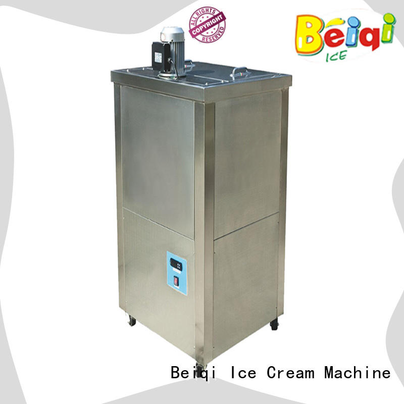 different flavors Fast freezing speed ice popsicle machine ice candy making machine for wholesale For commercial BEIQI