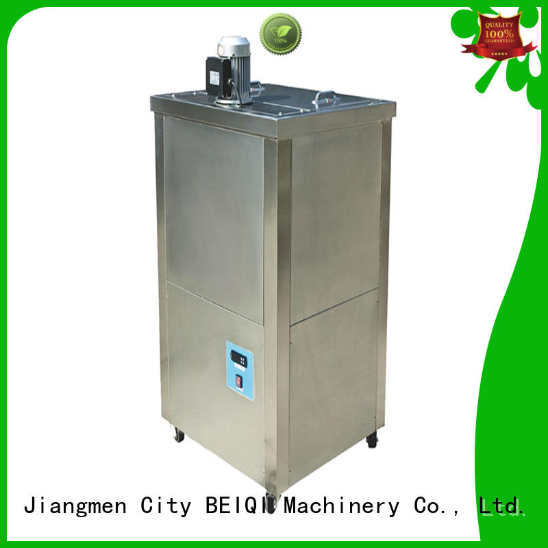 BEIQI solid mesh Popsicle Maker free sample Frozen food factory
