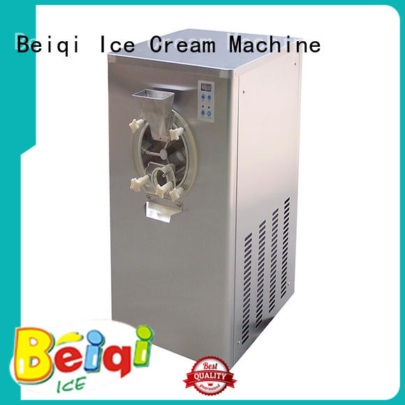 BEIQI high-quality Soft Ice Cream Machine for sale customization Snack food factory