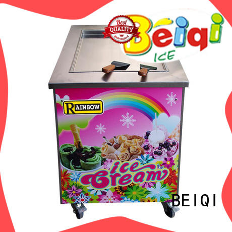 BEIQI newest Soft Ice Cream Machine for sale Snack food factory