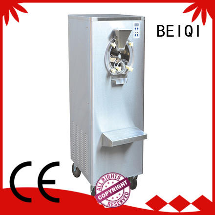 BEIQI solid mesh Soft Ice Cream Machine for sale ODM Snack food factory