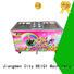 BEIQI Soft Ice Cream Machine for sale customization Frozen food Factory