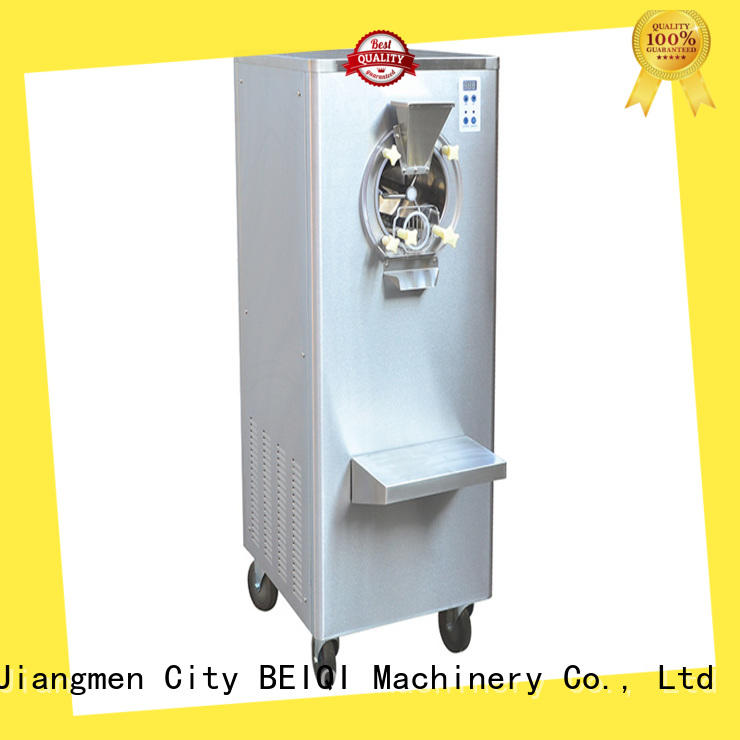 Breathable Soft Ice Cream Machine for sale for wholesale For Restaurant