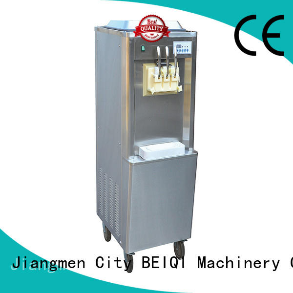 BEIQI high-quality Soft Ice Cream Machine for sale get quote For Restaurant