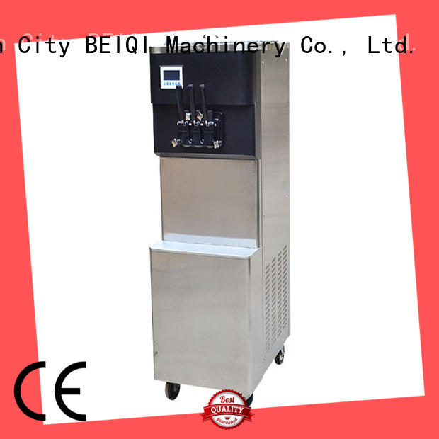 BEIQI commercial use Soft Ice Cream maker buy now For commercial