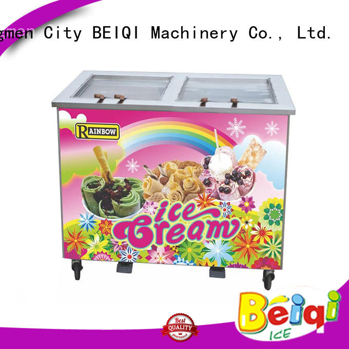 portable Soft Ice Cream Machine for sale OEM Snack food factory