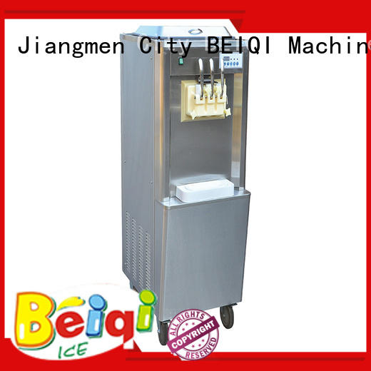 portable Soft Ice Cream Machine for sale buy now Snack food factory