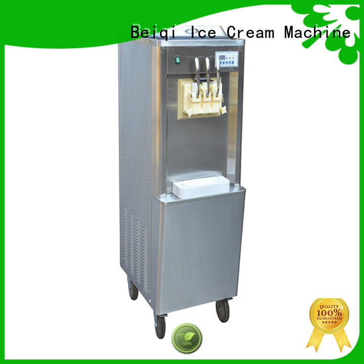 BEIQI durable Soft Ice Cream Machine for sale ODM For Restaurant