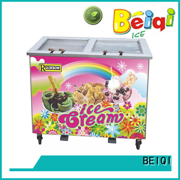 funky Soft Ice Cream Machine for sale supplier Frozen food Factory