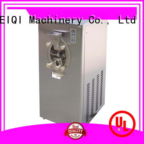 solid mesh Hard Ice Cream Machine different flavors buy now Snack food factory
