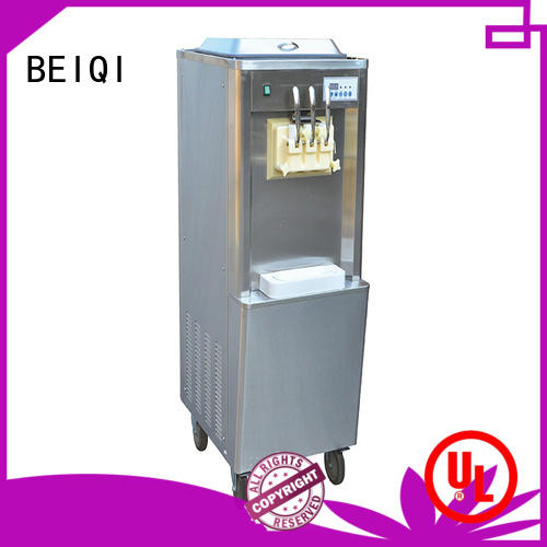 solid mesh Soft Ice Cream Machine for sale get quote Snack food factory